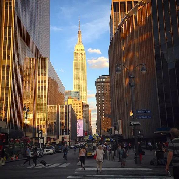 instagram, new york city, empire state building