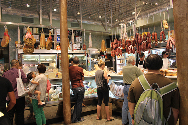 di paulos fine foods, little italy imported cheeses