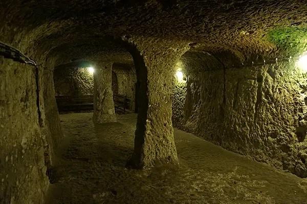 Derinkuyu Underground museum, underground museum cappadocia, top attractions cappadocia