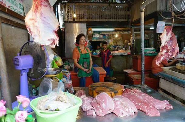 bangrak wet market, bangkok wet markets