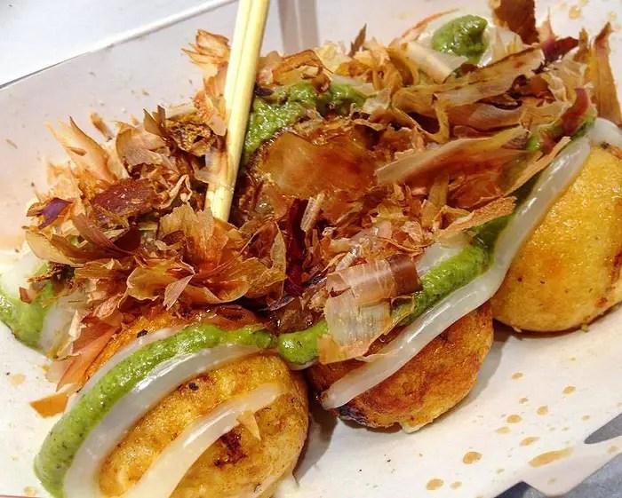squid balls taiwan, taiwanese foods
