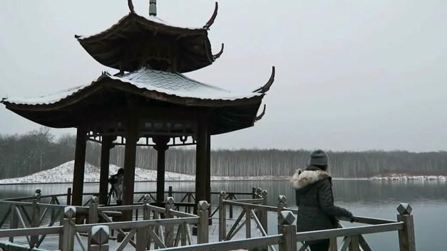 Fusong County, Pagoda