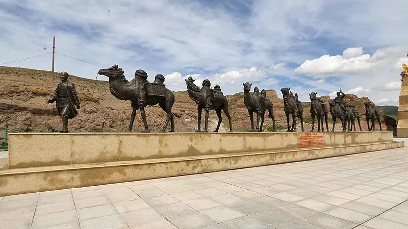 Old Silk Road, Menuyouan