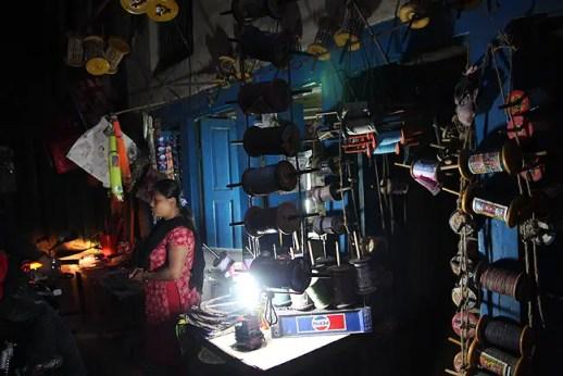 blackout nepal
