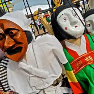 andong mask festival