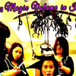 getting a magic volume perm in korea, getting hair done in korea, korean hair styles, korean fashion