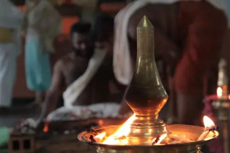 hindu pujas sivananda ashram campus, ashrams in india