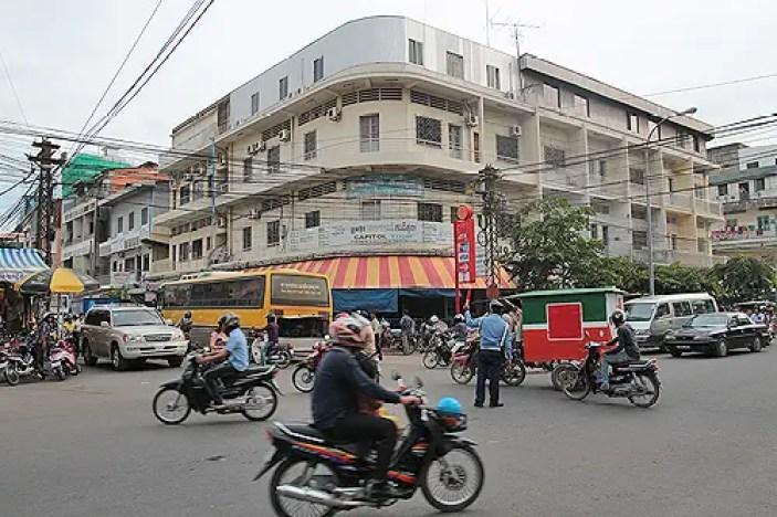 Capitol Guesthouse Phnom Penh