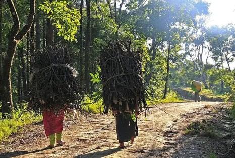 women working in Nepal