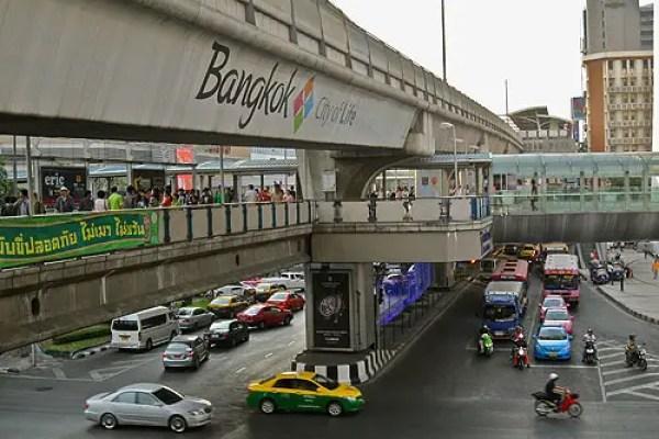 bangkok skytrain metro, Ways to See Bangkok