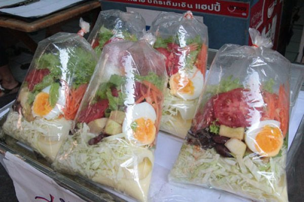 thai takeout food
