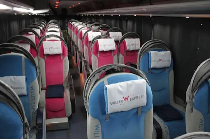 willer bus travel japan
