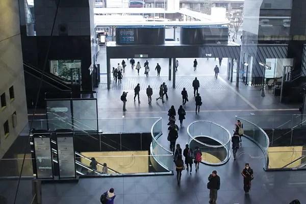 kyoto train station, train station in japan, japan transportation, taking a train in japan
