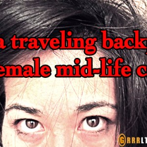 female mid-life crisis