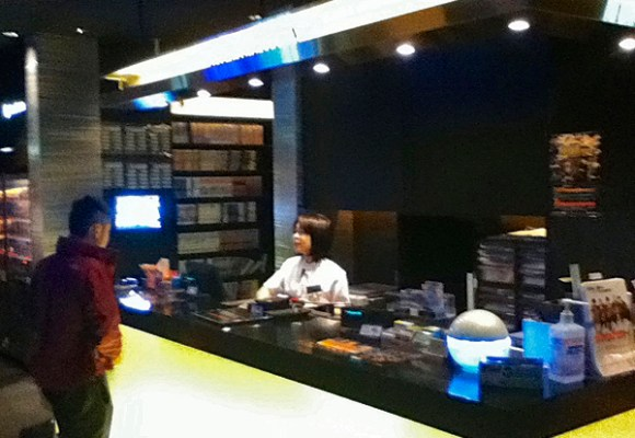 gran bagus manga cafe, what is a manga cafe