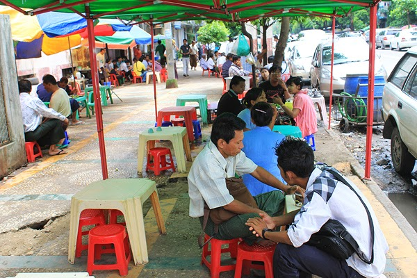 Street food stalls in Southeast Asia, Street food in Asia