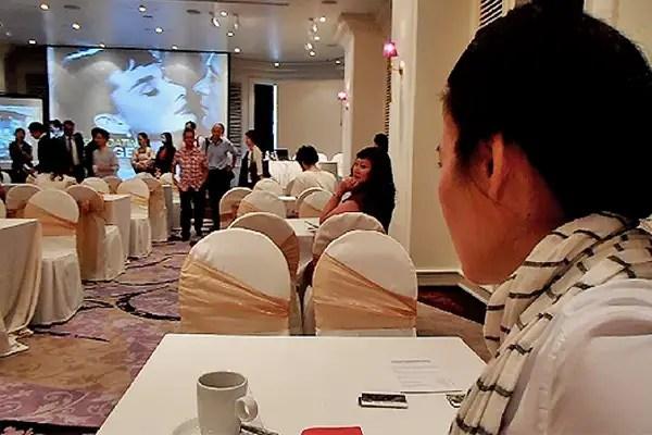 DIA Blogger Matchup, Blogger Speed Dating, DIA Bangkok event, Travel Blogger Conference