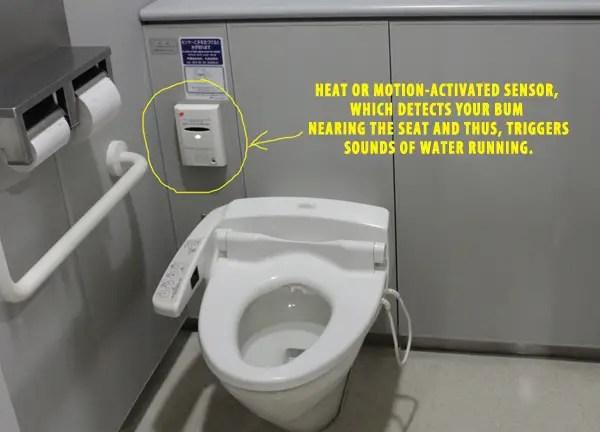 japanese noise making toilet