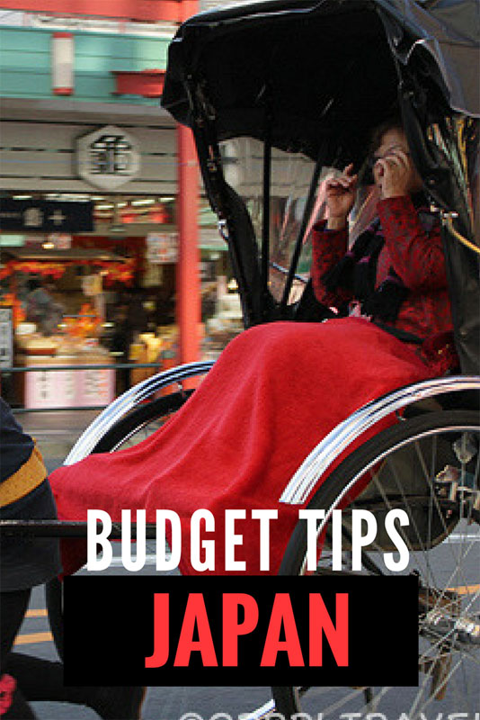 travel japan cheap, budget tips japan