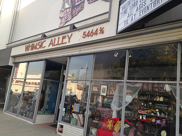 Whimsic Alley store los angeles, Whimsic Alley wizard store, harry potter store los angeles, weird museums los angeles, things to do los angeles, weird museums los angeles, harry potter fan store los angeles