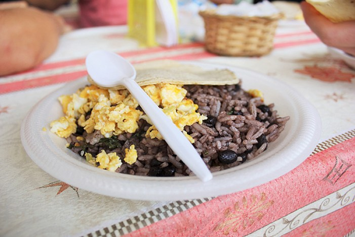 Gallo Pinto Costa Rica, must try foods costa rica, must try costa rican foods, costa rican dishes, costa rica vegetarian dishes, must try foods around the world
