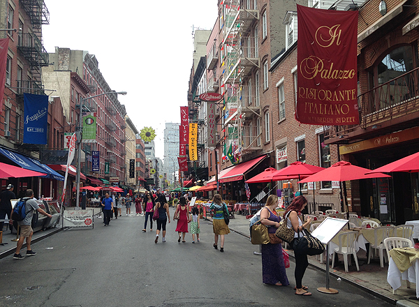Ahoy Food Tours NY, Little Italy New York City, Best spots in Little Italy, Italian neighborhood nyc