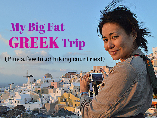 greek itinerary, travel itinerary grrrltraveler