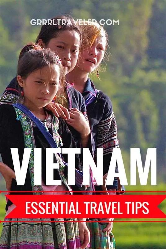 Things to Know Vietnam Travel, essential travel tips vietnam