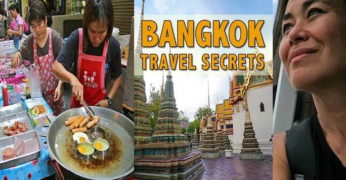 Bangkok Travel Secrets, Bangkok travel ebook, bangkok guide book