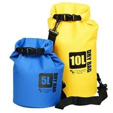 waterproof bags, dry bags