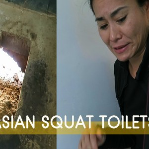 How to Use Asian Squat Toilets, squat toilets, chinese toilet