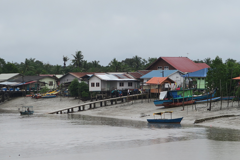 Bako Village, Bako National Park