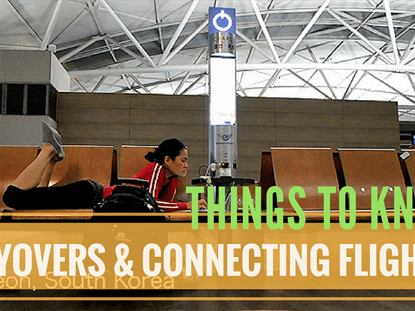 Things to Know About Layovers & Connecting flights