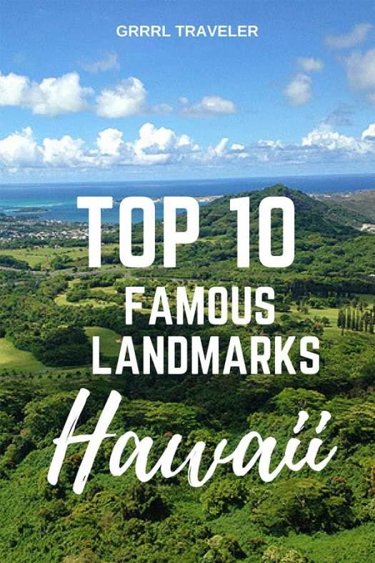 Top 10 Landmarks Hawaii, top things to do hawaii