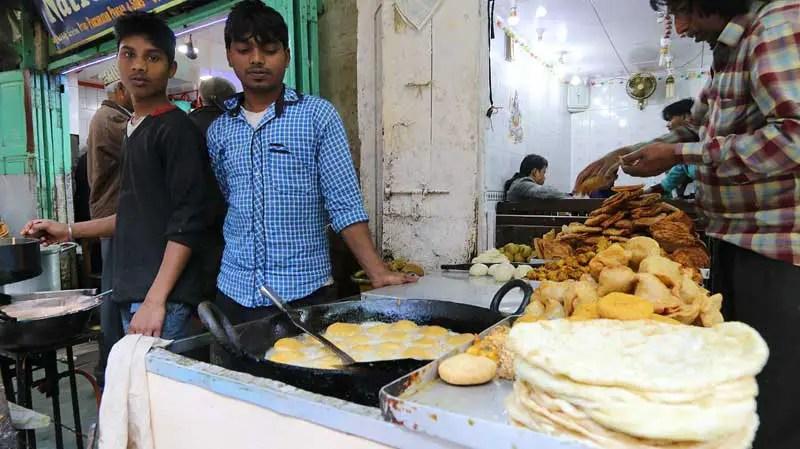 Darjeeling Street Eats, Darjeeling street food