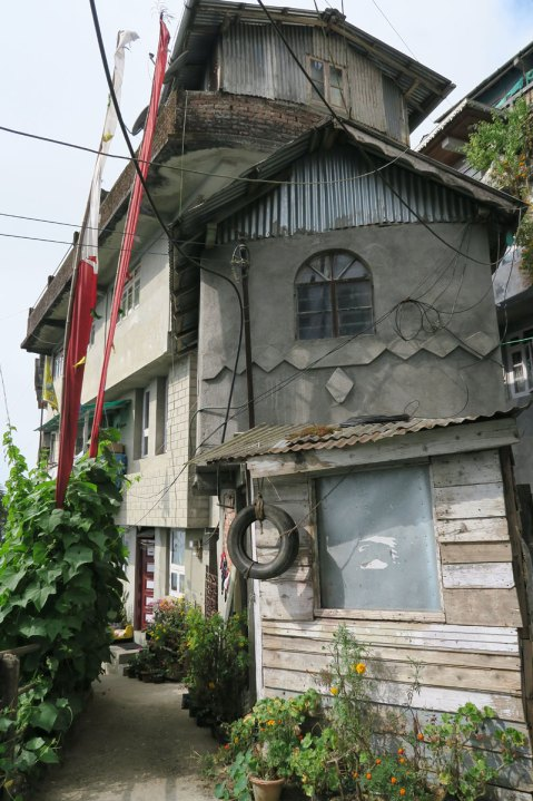 darjeeling architecture