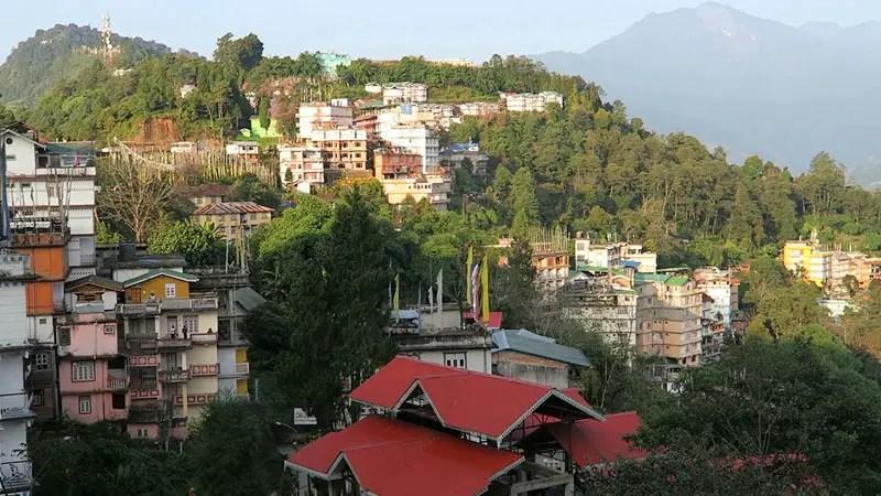 pelling india, sikkim