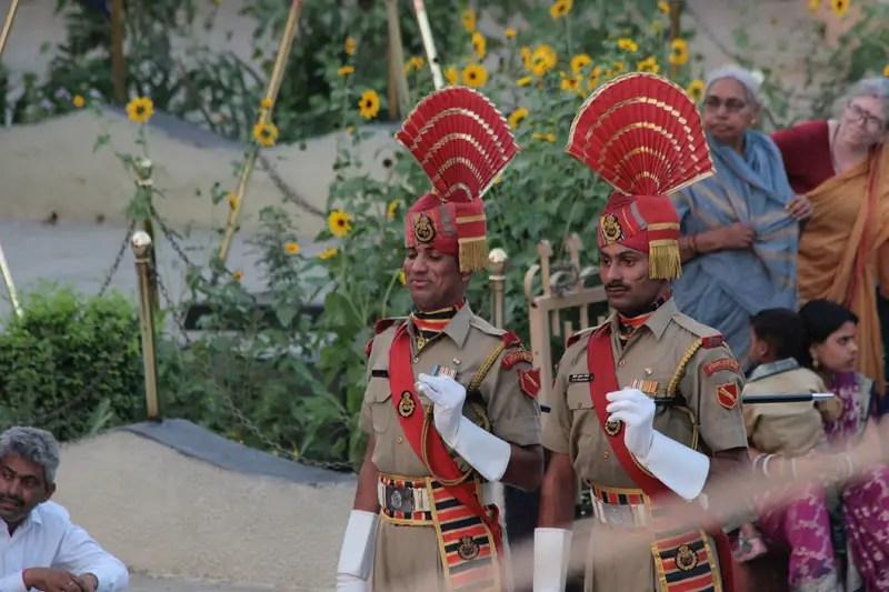 Amritsar, wagah border