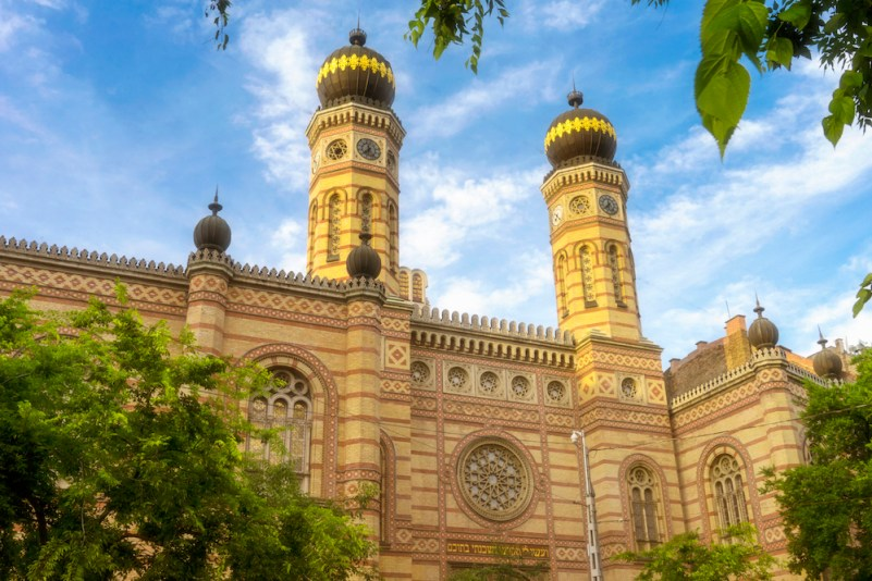 Great Synagogue Exterior Budapest, budapest travel guide, best things to do budapest