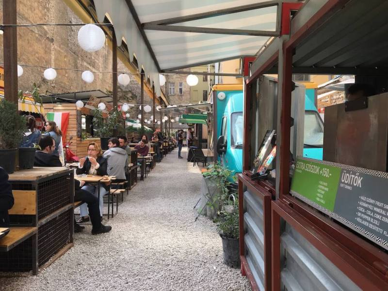 Street Food Karavan, budapest travel guide, best things to do budapest