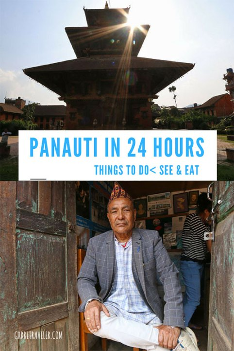 Panauti Travel Guide, 24 hours in Panauti