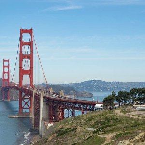 Things to Know Before Traveling San Francisco, Walking to the Golden Gate