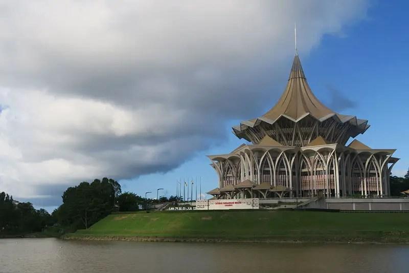 Kuching fort margherita, best thing to do in kuching, kuching travel guide, kuching sarawak