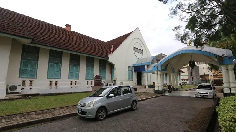 Kuching Museum, best things to do in kuching