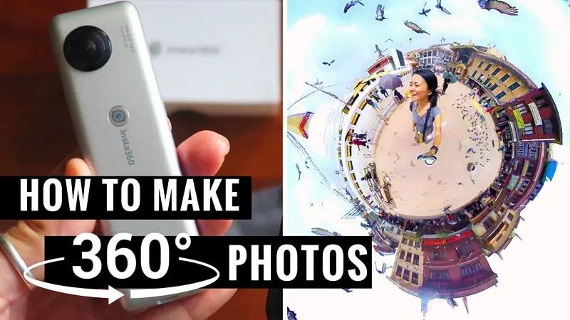 insta360 nano review, best 360 degree camera, 360 travel videos