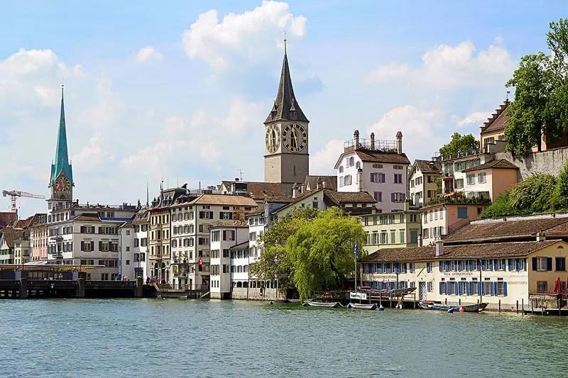 bahnhofstrasse zurich, Zurich top attractions, zurich attractions, 48 Hour in Zurich, best things to do zurich, what to do zurich, Zurich Travel Guide, polyterrasse zurich