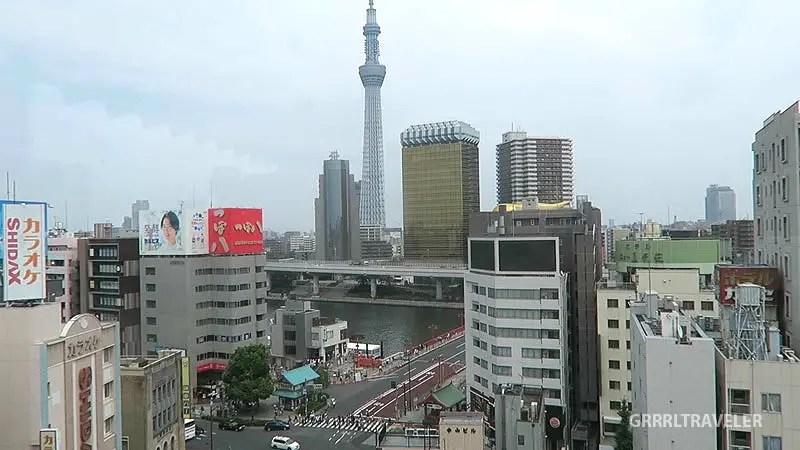 Skytree view, sensoji kaminarimon, asakusa travel guide, asakusa attractions, best things to do in asakusa tokho