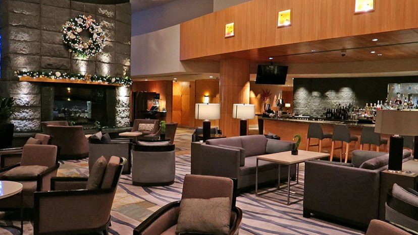 Fairmont Vancouver Hotel Review Staying At An Airport