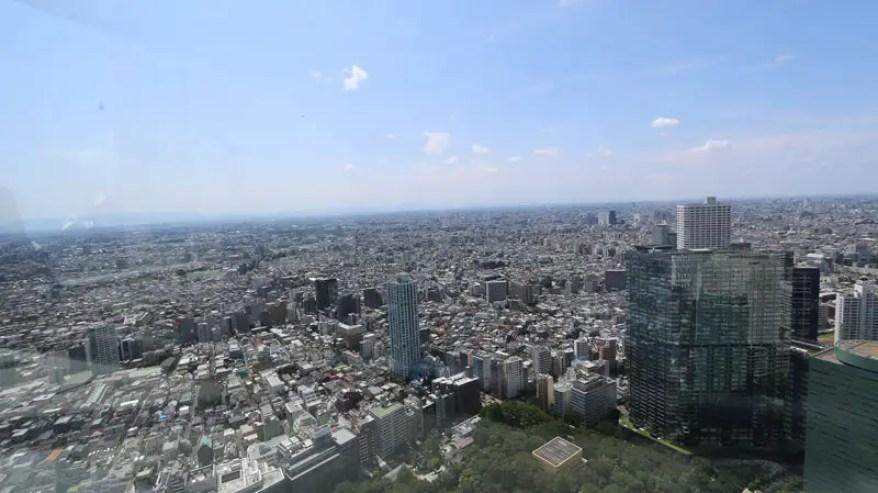 tokyo metropolitan government building, best instagrammable places in tokyo