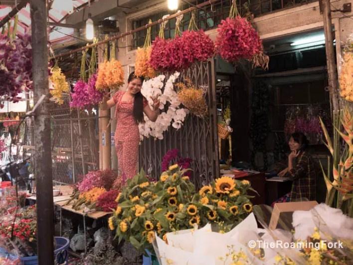 GP Ho Thi Ky Flower Mkt, ho chi minh travel guide